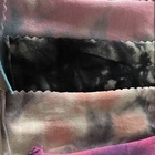 2012# Directly sale scarf fabric cotton 175cm width 165gsm tie dye fabric