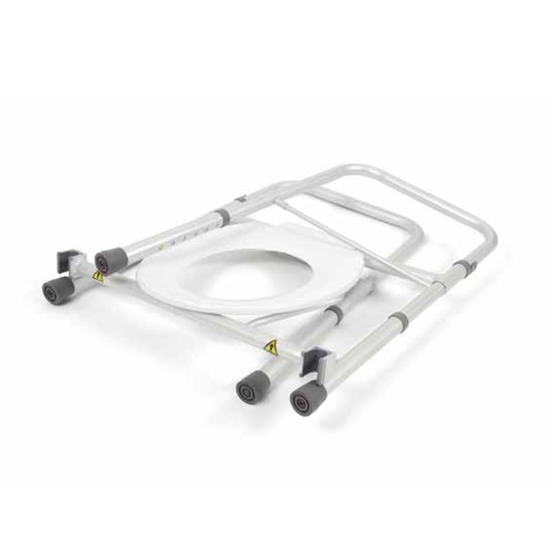 Aluminum Folding Toliet Bathroom  frame