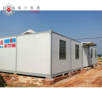 Hot selling new container building steel structure building container homes kits/20ft 40ft prefab container shop buildings
