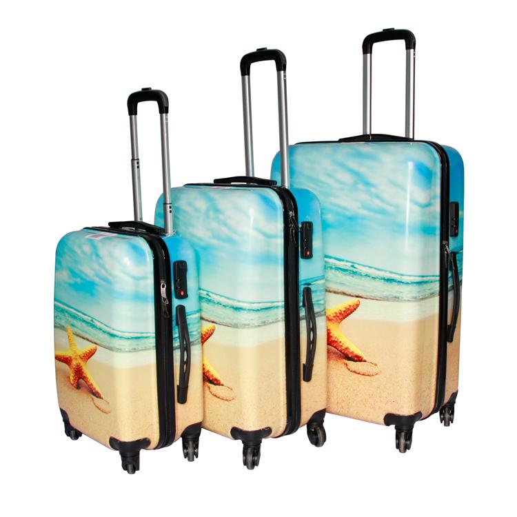Изготовленный на заказ, с принтом в виде бабочки, детские тележки футляр чемодан 16/20/24/28 '4 шт набор дорожные сумки чемодан для багажа