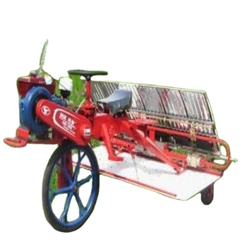 6 rows and 8 rows rice transplanter/rice planting machine and prices