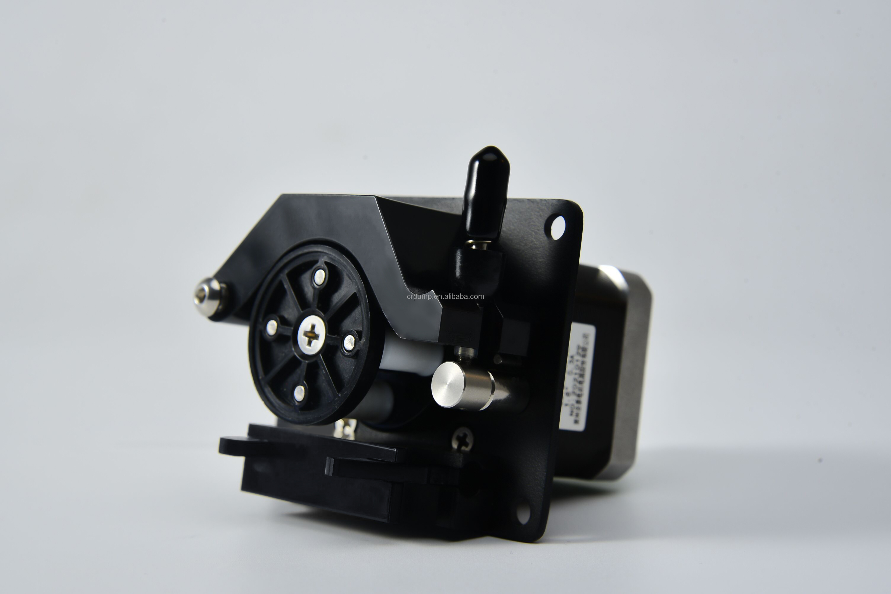 Small Micro Flow Peristaltic Pump For Analytical Instruments