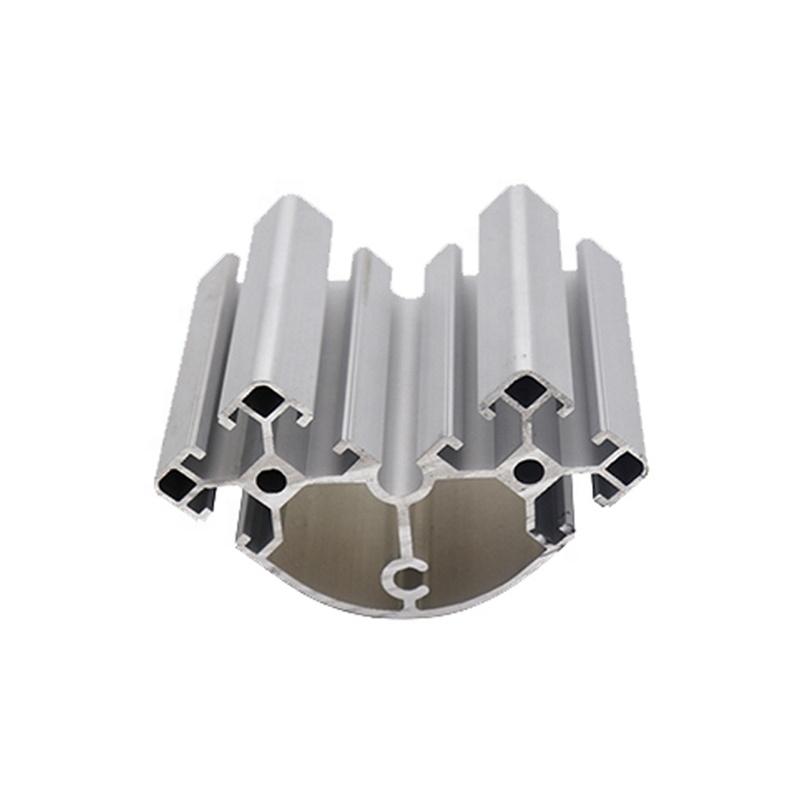 Industrial Aluminium Profiles Wholesale Aluminium Extrusion Plant for Door and Window