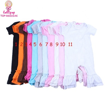 Baby clothes new arrivals cotton long legging baby bodysuit for baby girls