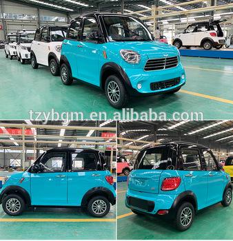 cheap twizy sedan mini 4 wheel electric car adult new for sale
