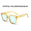Crystal Yellow/Ocean Blue