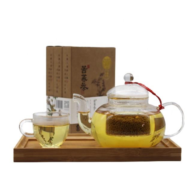 China Manufactory organic buckwheat tea black tartary buckwheat tea - 4uTea   4uTea.com