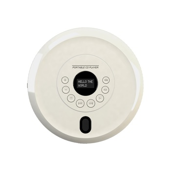 Personal CD Discman CD/MP3 player With Earphone Jack