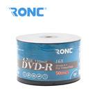 for Shrink Wrap Single Layer Recordable Movie Burning 4.7gb 120min 16x DVD-R Blank disc DVD