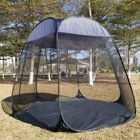 Camping Tent Outdoor Family Camping Gazebo Dome Screen House Clear Dome Plastic Pop Up Transparent Bubble Tent