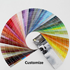 Customized colorful  one style