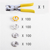100 sets orange + tool