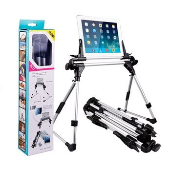 Universal Foldable Lazy Bed Desk Floor Tablets Mount Holder Pro for iPad mini 2 3 4 Air 5 for iPhone for Samsung