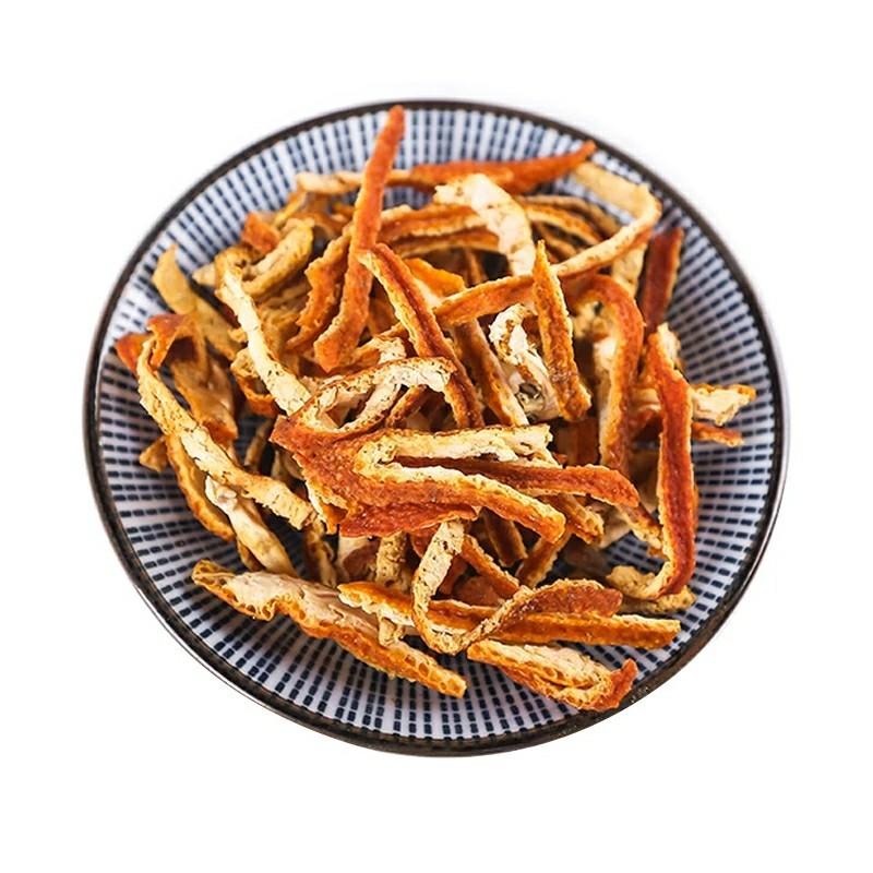 Beauty scented tangerine peel Dried Tangerine Peel & Orange Peel Tea - 4uTea | 4uTea.com