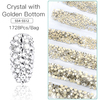 Crystal(Golden Bottom)
