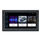 China Factory Universal 7 inch Car DVD Player Car Mirror Link DVR GPS Navigation Android WIFI Bluetooth Handsfree Kit