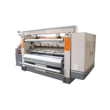 corrugated carton cardboard packing machine 5 layer production line
