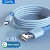 Mirco USB (Blue)