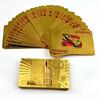 Europe 500 Gold Foil Poker