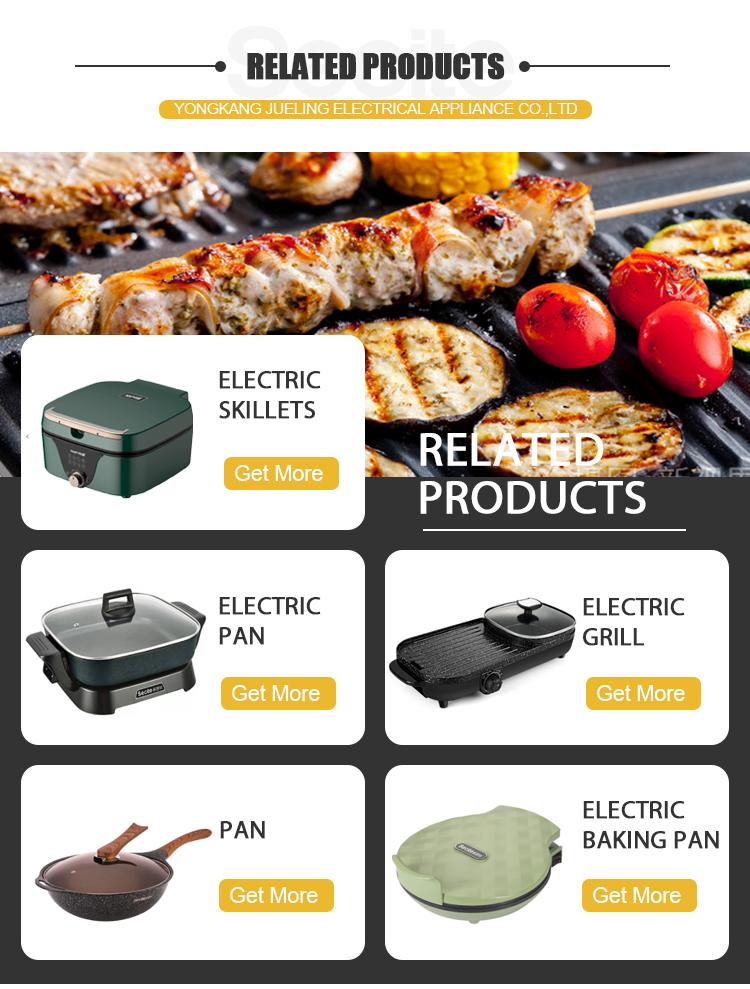 Корейские электрические грили с горячей кастрюлей 2 в 1, не курить, электрическая сковорода, гриль, барбекю