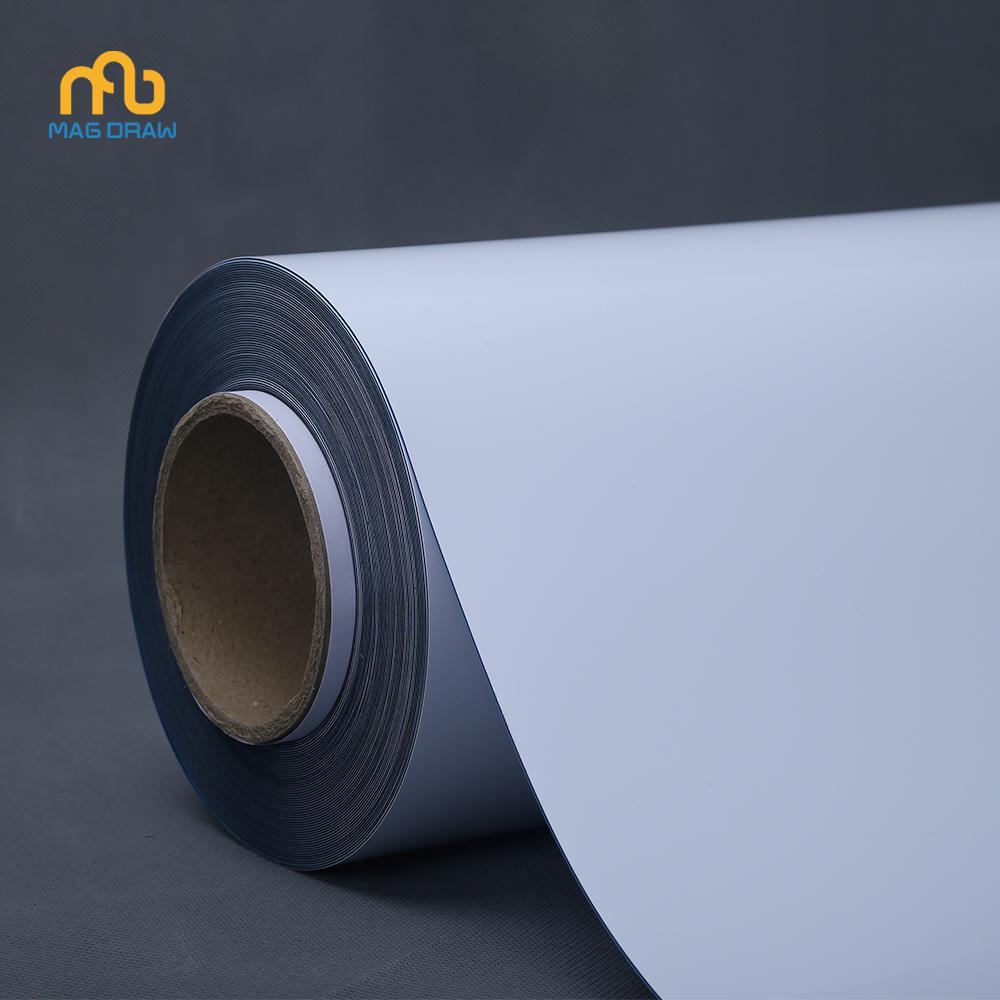 Custom Magnetic Receptive White Board Self Adhesive Whiteboard Film Iron Surface - Yola WhiteBoard | szyola.net
