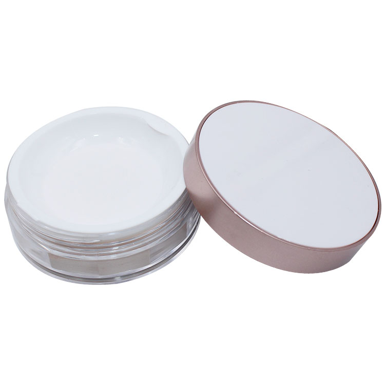 face cosmetics oil control full coverage HD waterproof loose powder spray with puff