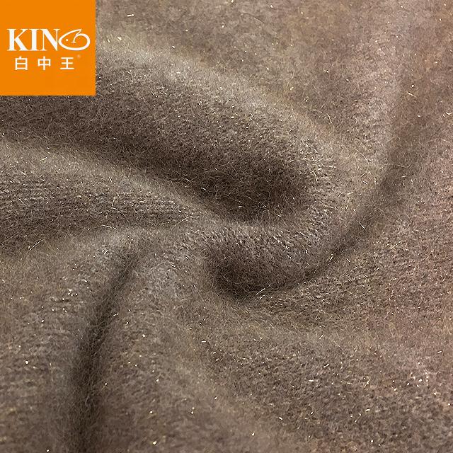 Норковая меховая пряжа 100% енота норковая меховая китайская пряжа шерсть для вязания/ручное вязание шарф одежда зимняя пряжа