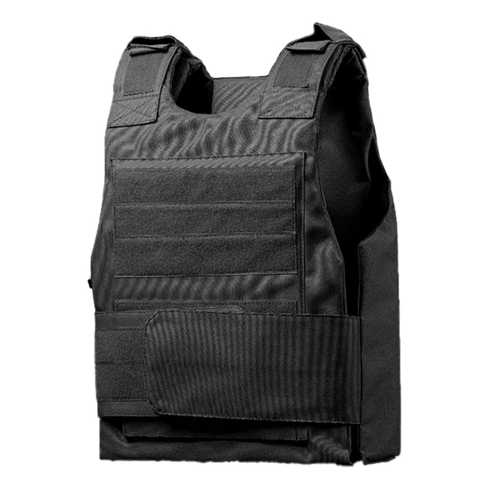 Уличные спортивные защитные жилеты для пейнтбола, страйкбола, военный тактический жилет, армейский пуленепробиваемый жилет с внутренней стальной пластиной