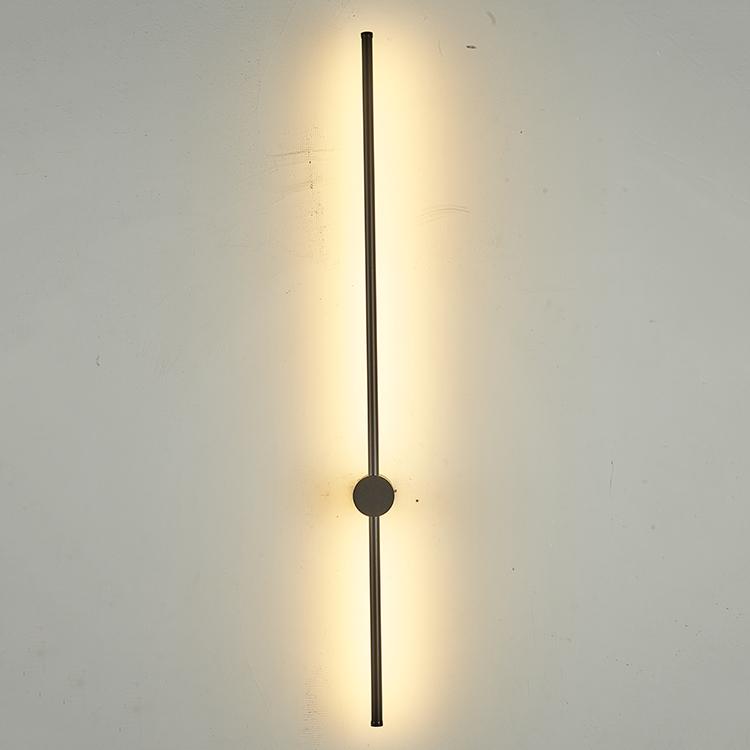 Светильник в современном стиле, настенный декоративный светильник, комнатный светодиодный настенный светильник для отеля
