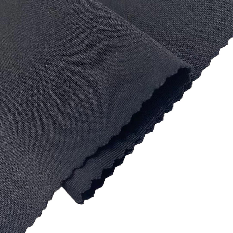 Бифлекс спандекс 160D * 70D с капиллярами для отвода влаги легкий уход трикотажная ткань, растягиваемая в 4 направлениях для леггинсы