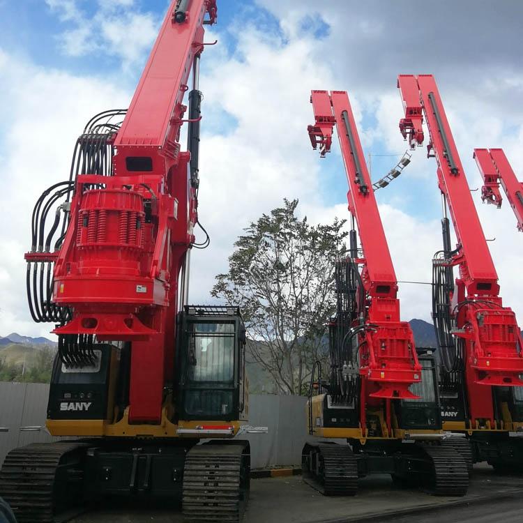 Первоклассная роторная буровая установка SR205C10 буровая установка для шахты