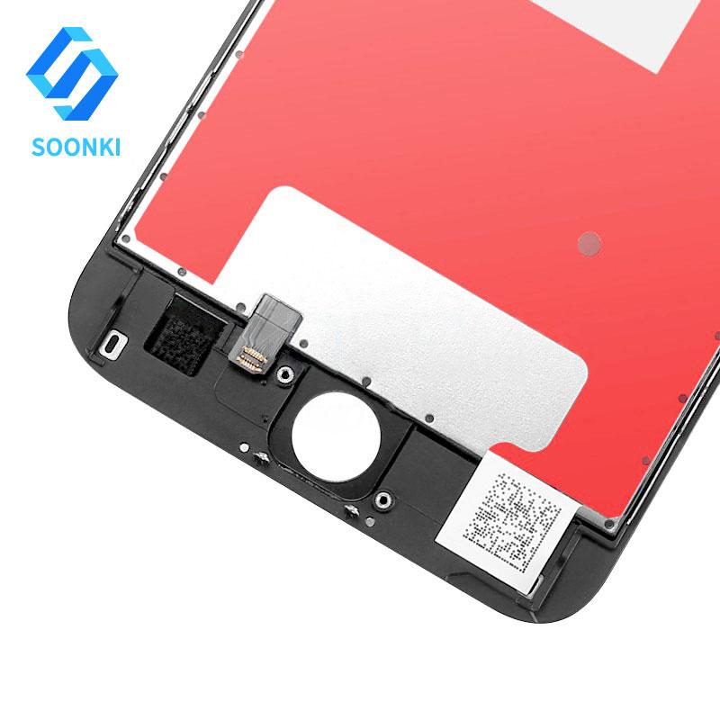 Полный Новый ЖК-дисплей для iphone 7g экран Запасные части сотового телефона lcd 4,7 экран для iphone 7 дисплей дигитайзер