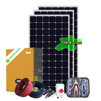 Yangtze solar energy systems 15kw inverter and solar system