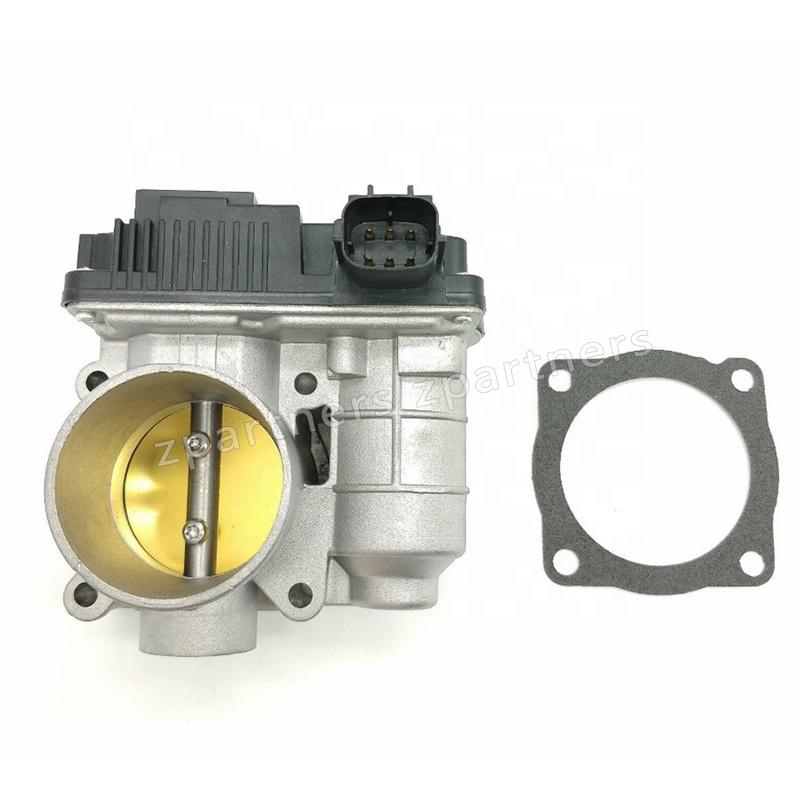 ZPARTNERS Engine Throttle Body Carburetor for Nissan Sentra Almera Hitachi 03-06 ETB0002/16119AU00C/16119AU003