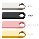 Mini Usb Drive Custom Logo Mini USB Flash Drive 1gb 2gb 4gb 8gb 16gb 32gb 64gb 128gb Metal USB 2.0 3.0 Pendrive For Promotion