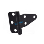 For Generator Canopy Black Coated Door Hinge Black Coated Steel Door Hinge For Generator Canopy AVR For Hot Sale