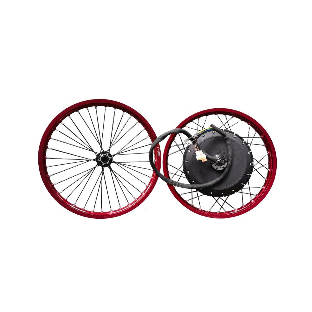 8000w QS 273 высокий крутящий момент, Электрический скутер, электрический велосипед, stea здоровья бомбардировщик Электрический велосипед 8000 Вт комплект