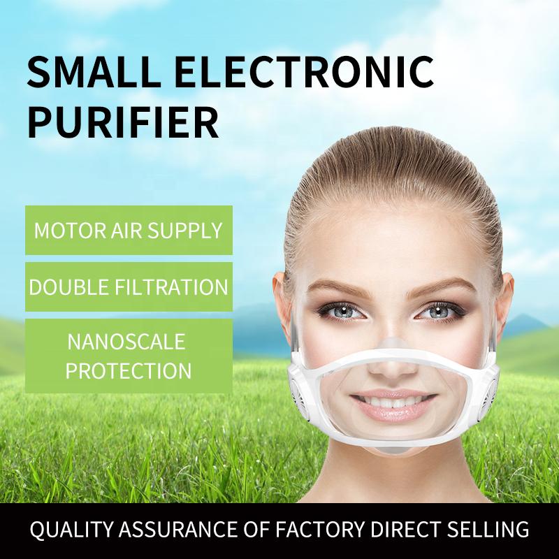 OEM новый портативный удобный ионизатор mini smart персональный портативный очиститель воздуха