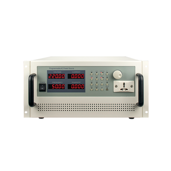 220V 50Hz 60Hz High Voltage Adjustable Frequency Converter Lab Programmable 115V 400Hz Variable frequency AC power supply