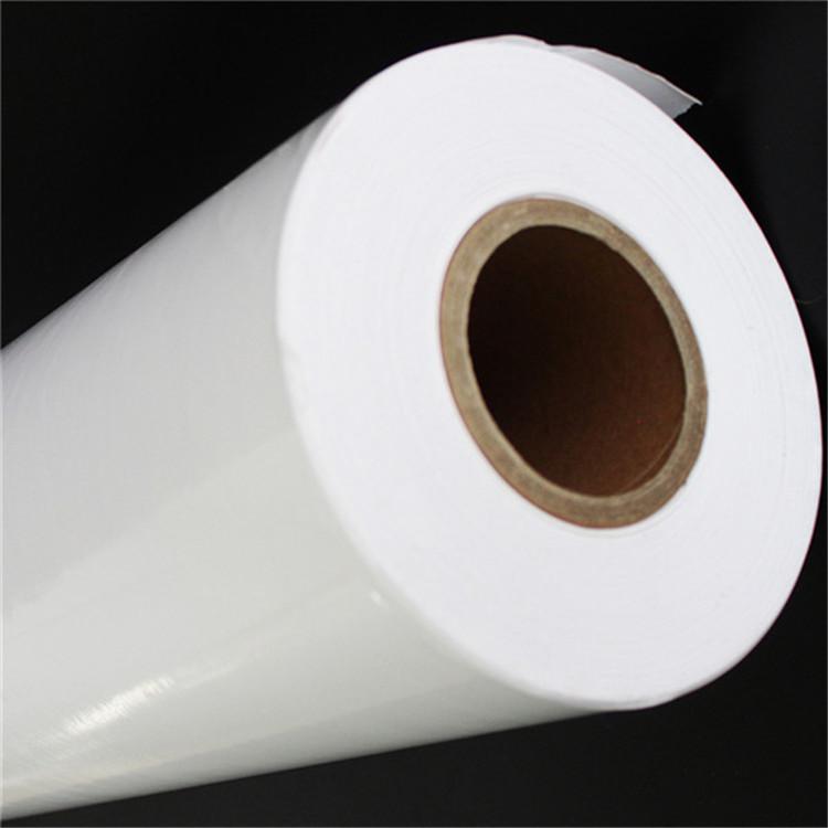 Unisign самоклеящиеся виниловые рулоны для струйной печати, самоклеящаяся виниловая Гибкая печатная синтетическая бумага для печати пигментных чернил