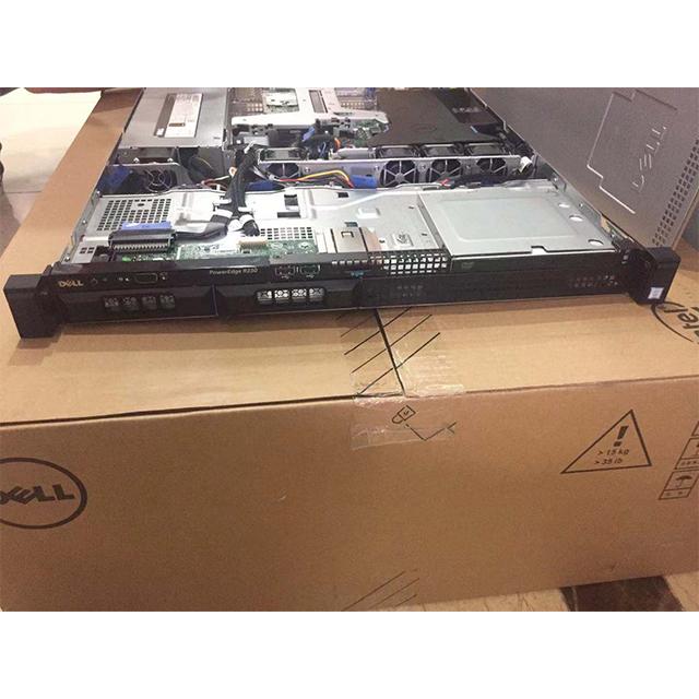 Trending Products PowerEdge R230 Intel Xeon E3-1270V5 Dell 1U Rack Server