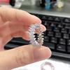 R056 Silver Clear