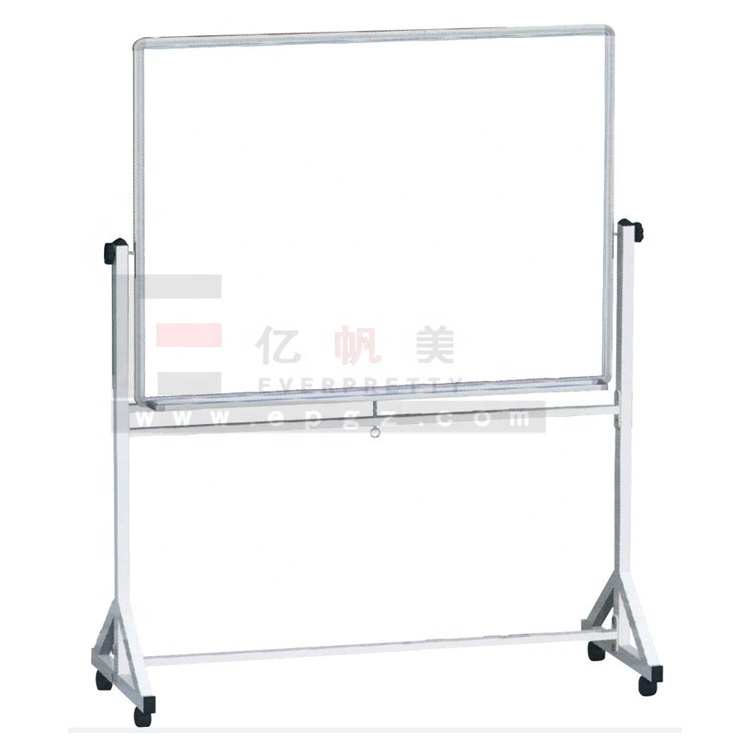 Movable writeboard with stand ,cheap notice board for school ,portable writing board with wheels - Yola WhiteBoard | szyola.net
