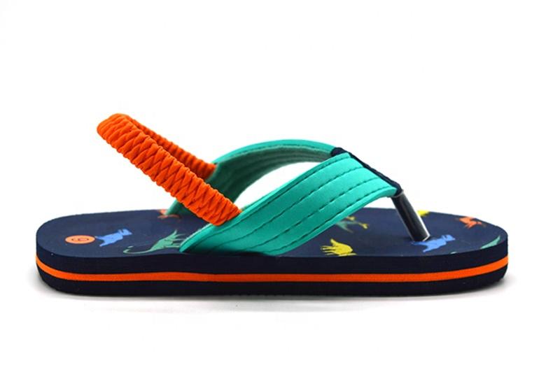 Новое поступление, Симпатичные Детские Мультяшные тапочки, обувь для малышей, шлепанцы для мальчиков, пляжные сандалии