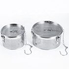 China Wholesale Stainless Steel Tea Infuser Ball Mesh Loose Leaf Strainer