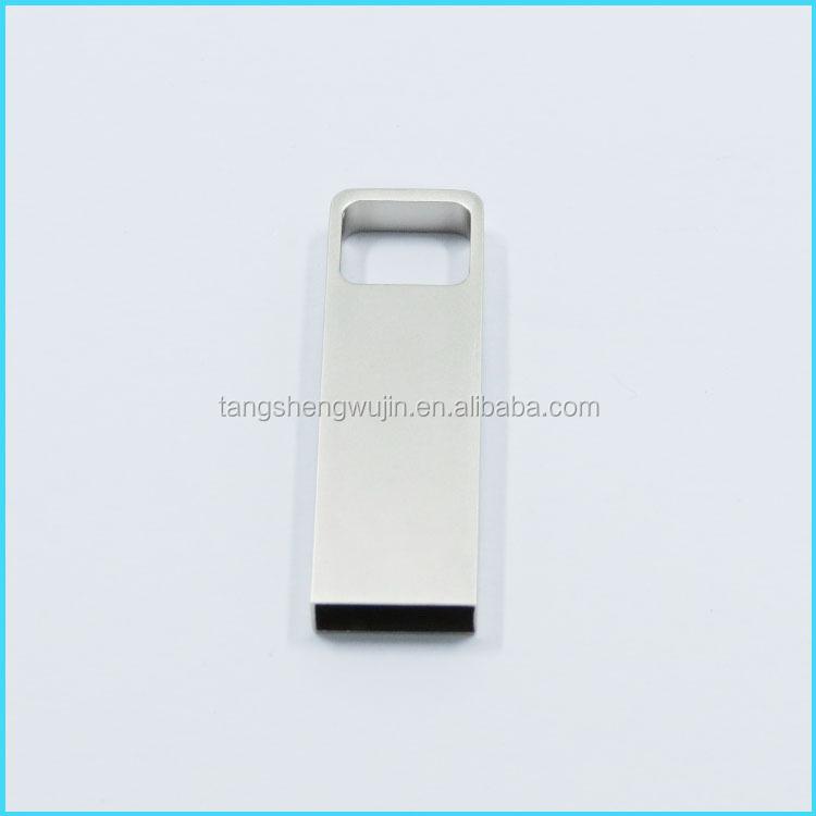 wholesale factory USB flash drive 32gb pendrive chip 2.0 metal usb flash stick 4gb usb 8gb key ring - USBSKY   USBSKY.NET