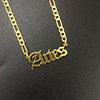 Necklace Gold Aries