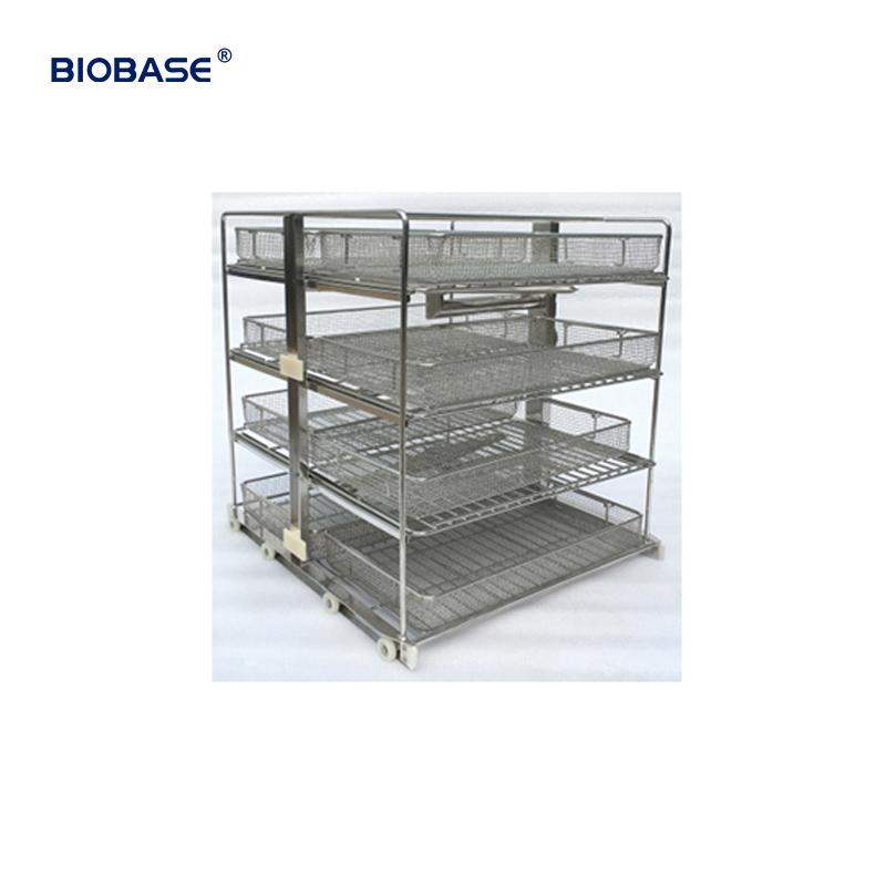 New BIOBASE Corpse Mortuary Refrigerator,Cadaver Freezer, Cadaver Fridge Morgue Fridge With Stainless Steel 304