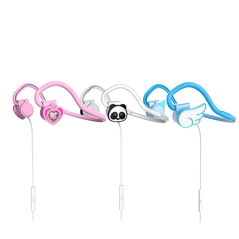 Best Selling Product 3.5 Computer Headphone Custom New Electronic Invention Stereo Bone Conduction Headset - idealBuds Earphone | idealBuds.net