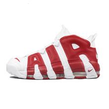 Оригинальные подлинные мужские баскетбольные кроссовки для баскетбола Nike Air More Uptempo, уличные кроссовки, высокое качество, Спортивная Дизайн...(Китай)